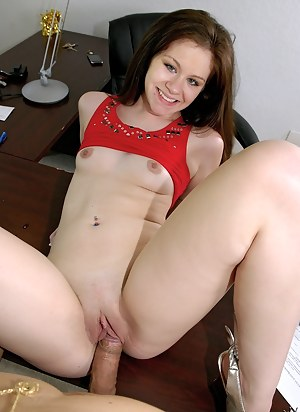 Sexy Office Teen Porn Pictures