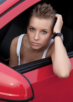Sexy Teen Car Porn Pictures