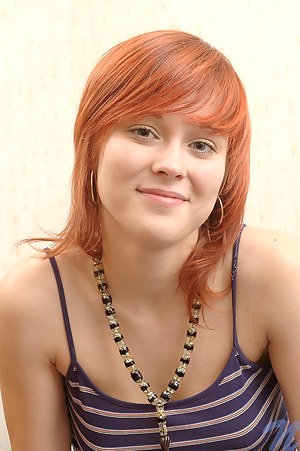 Sexy Redhead Teen Porn Pictures
